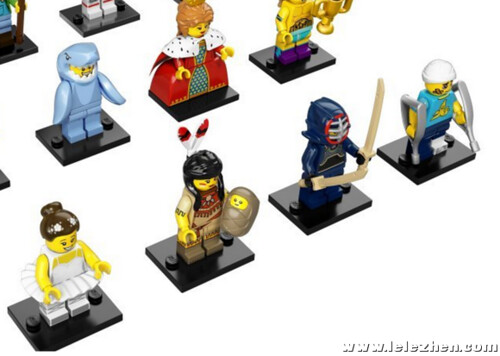 LEGO Collectable Minifigures Series 15 A
