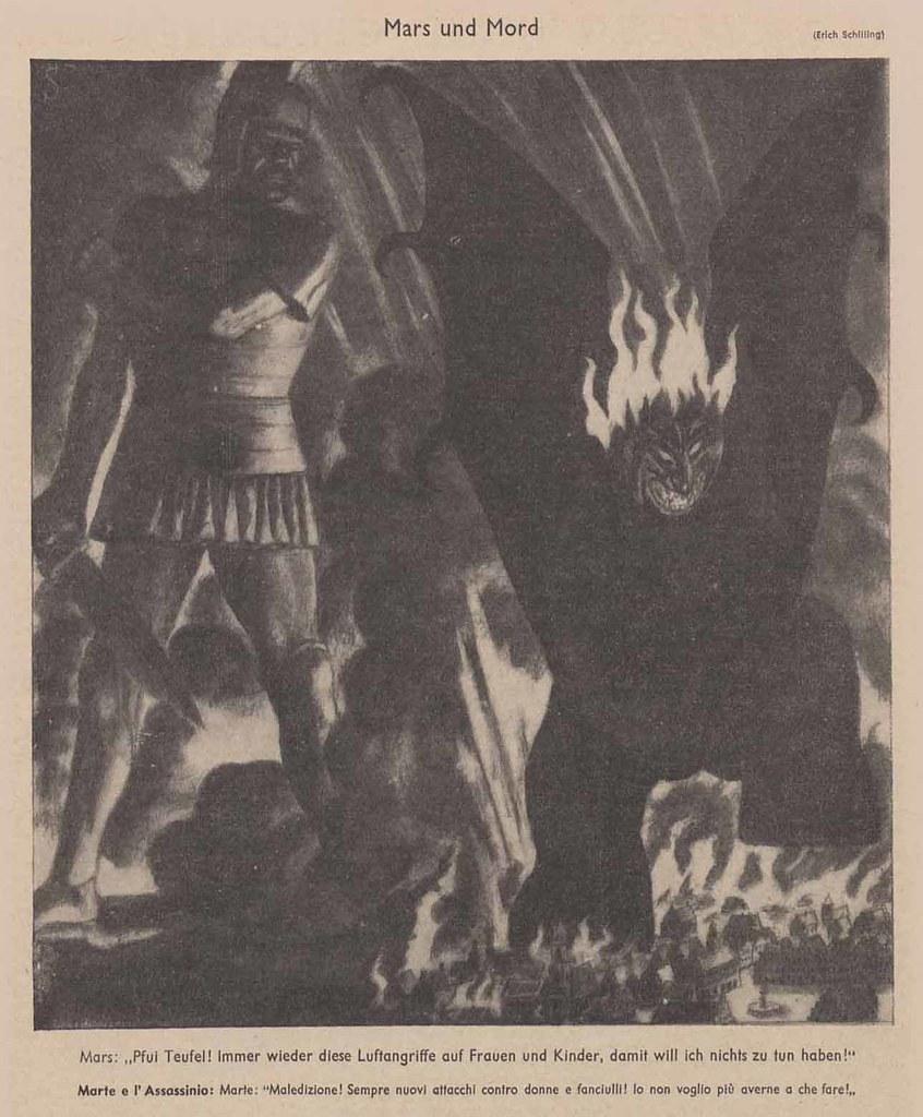 Erich Schilling - Mars And Murder, 1943