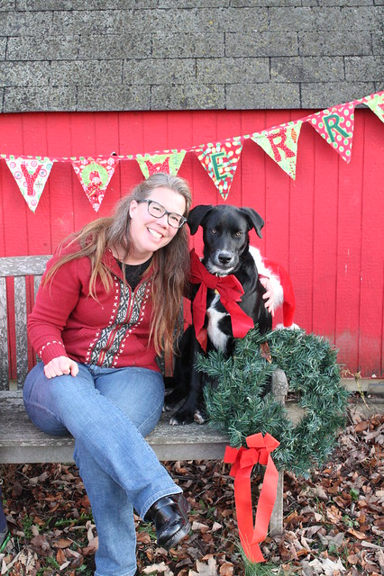 Christmas Card Photo Shoot