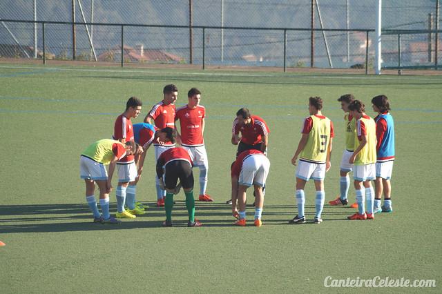 JUVENIL B | Celta - Racing de Ferrol (06/12/2015)