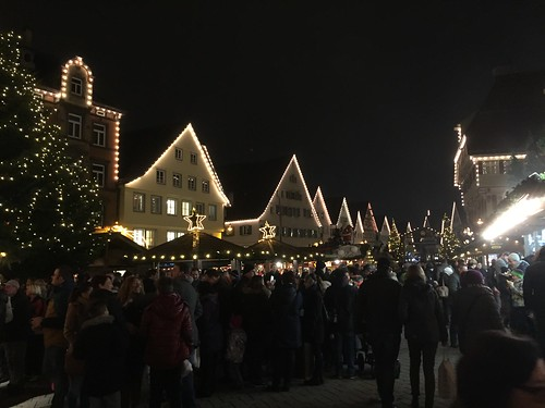 Biberach Christkindlesmarkt