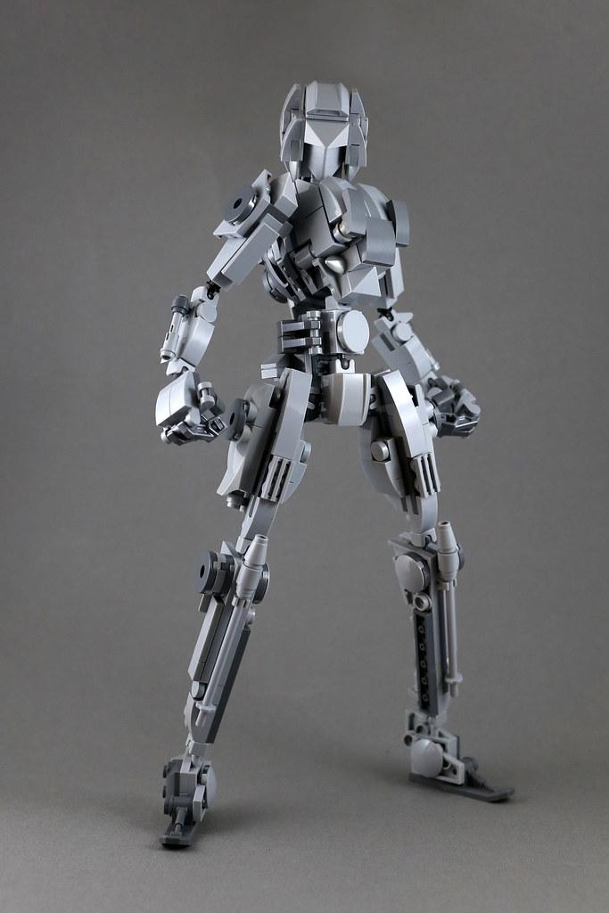 傭兵機器人 Mercenary robot