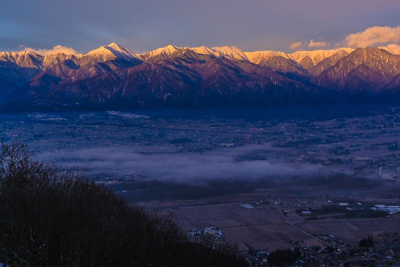 Good morning, Azumino Nagano