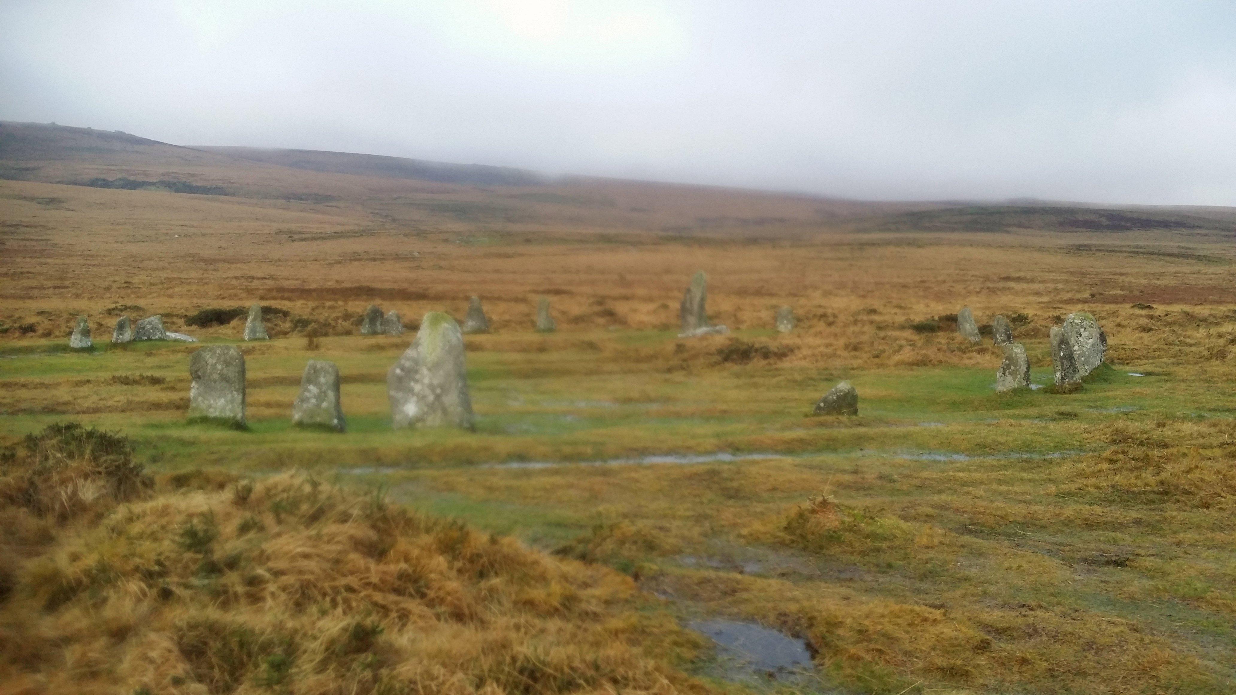 Scorhill Stone Circle #dartmoor #sh