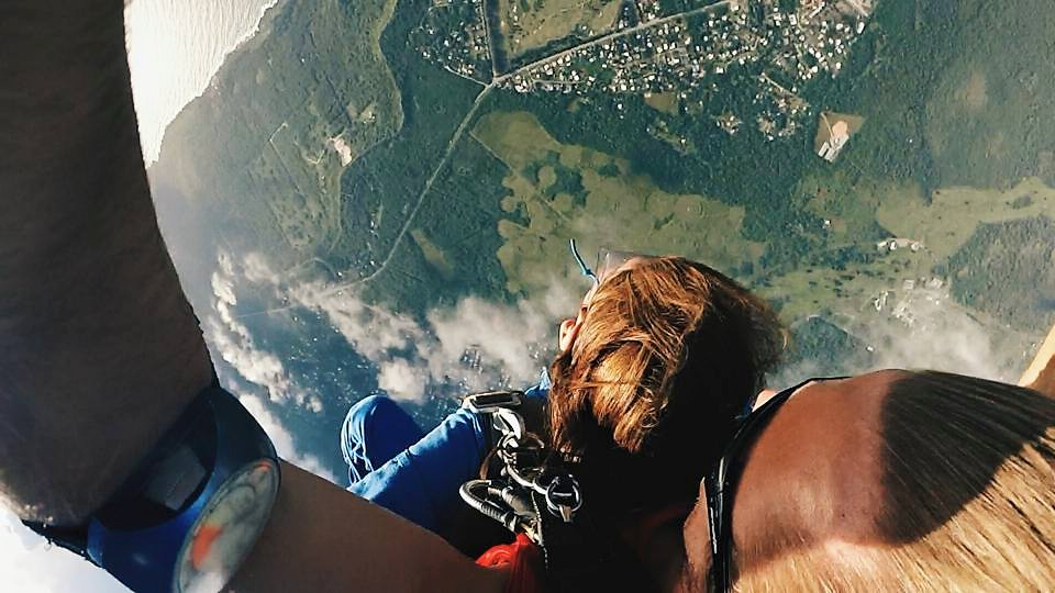 guam travel blog skydive