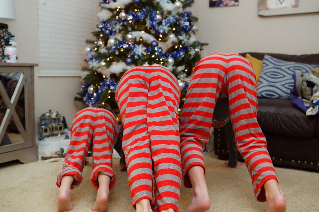 Christmas-pants