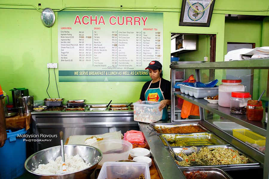 Acha Curry House Bukit Gasing PJ
