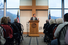 Governor McCrory Awarded Good Samaritan Award for Helping North Carolinians Impacted by Hurricane Matthew