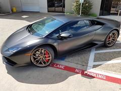 More STEALTH #Huracan from #XPEL #SanAntonio. #Lamborghini #Lambo #clearbra #protectyourinvestment #nomorerockchips #Texas #V10 #satin #matte