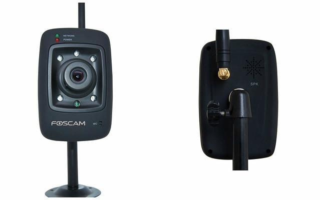 camara de vigilancia Foscam