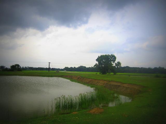 Farm Lake, Canon IXUS 130