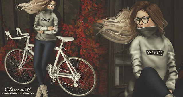 New Post: ∞Forever 21∞ LOTD 263 Last Days Of Autumn... ♪