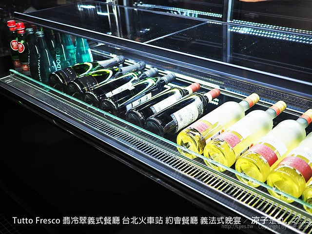 Tutto Fresco 翡冷翠義式餐廳 台北火車站 約會餐廳 義法式晚宴 67