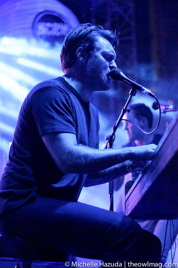 Cold War Kids @ Annenberg Space for Photography, Los Angeles 08-15-2015 09