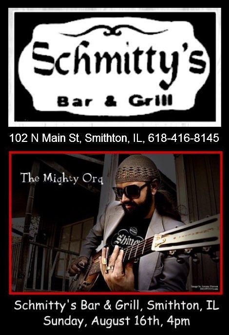 Schmitty's Bar & Grill 8-16-15