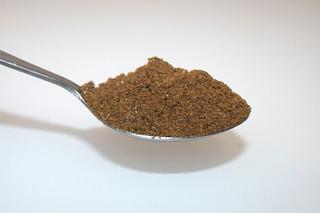 11 - Zutat Garam Masala / Ingredient garam masala