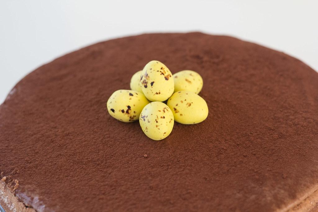 Opskrift på hjemmelavet Gateau Marcel chokoladekage