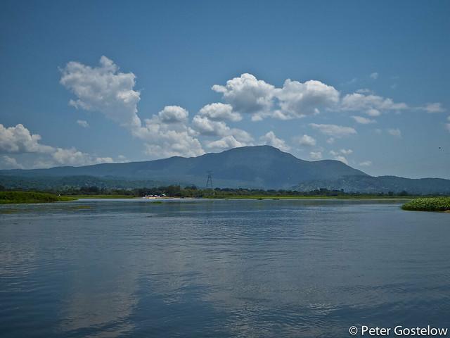 River Nile at Laropi