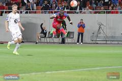Steaua-Rosenborg, 0-3