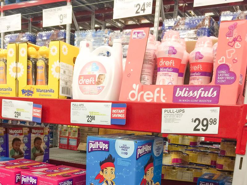 baby essentials | #samsclubbaby #finds