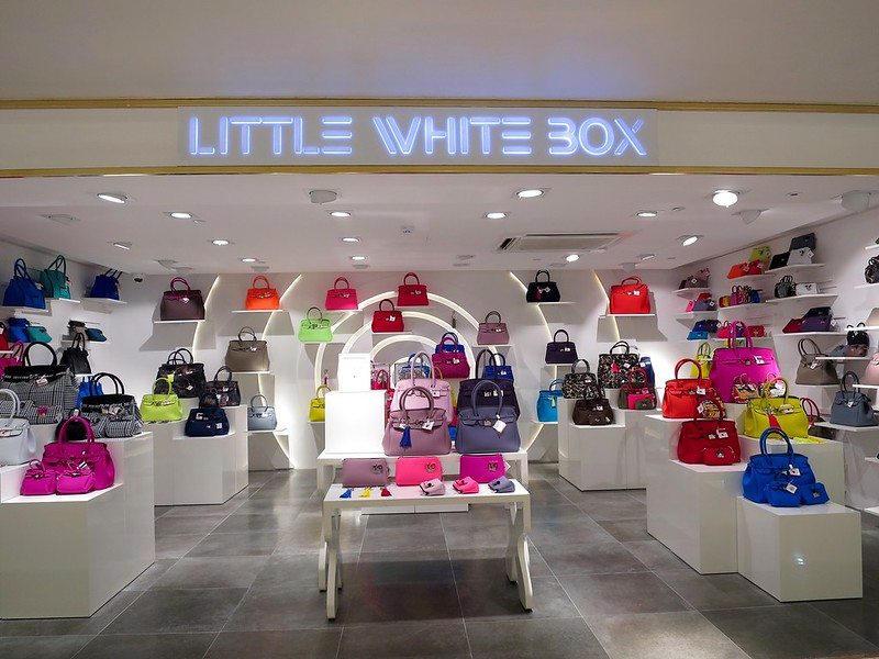 Save My Bag at Little White Box