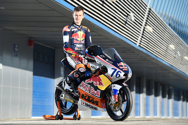 2015 Макар Юрченко - MotoGP Red Bull Rookies Cup Silverstone - results