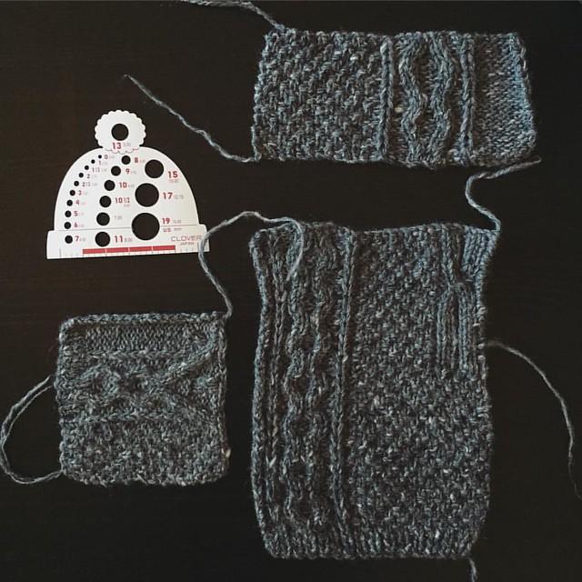Записывать, что с чем смешивала? Нет, не слышала 😂😜😜😜 #knitting_inspiration #iloveknittig #knitting #вяжу #вязание ##ядура #ravelry