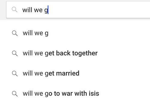 will we g