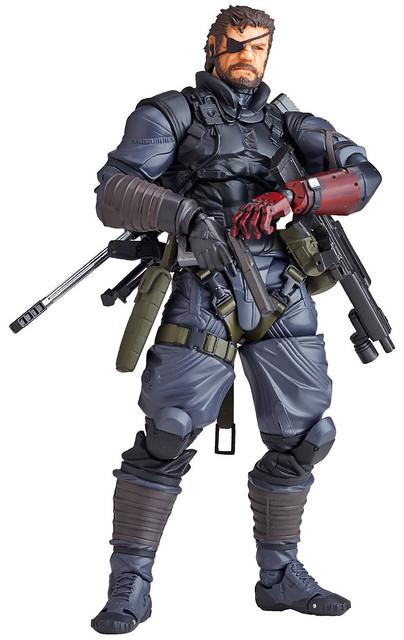 惡魔般的復仇者!Vulcanlog 004 - 《潛龍諜影 V:幻痛》毒蛇 匿蹤服Ver.