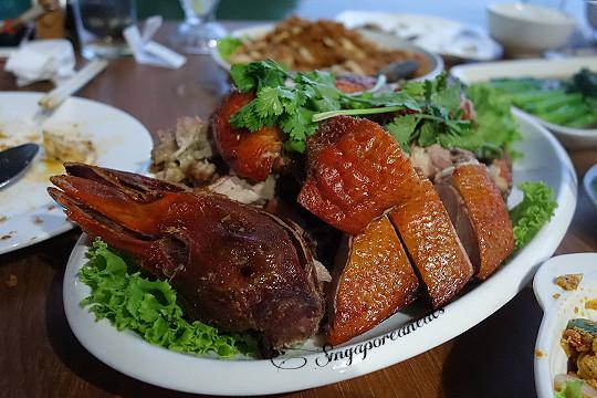 Zephyr - Roast Duck