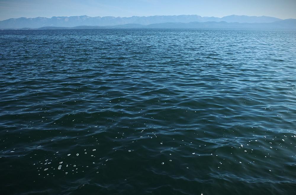 Flat Head Lake, Montana