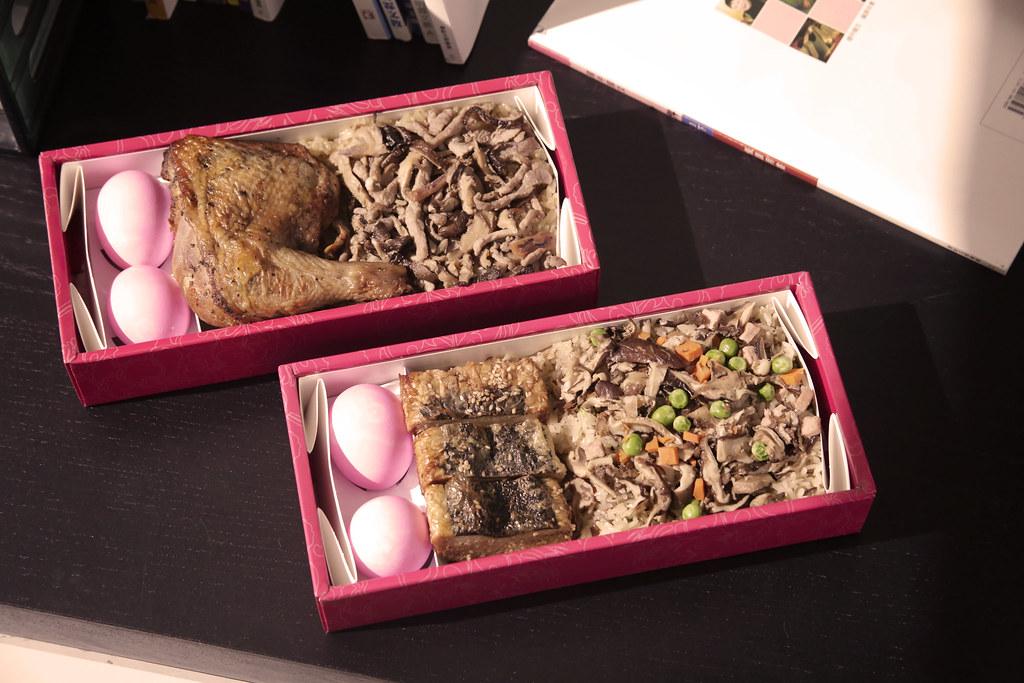 送彌月禮盒~老師群的最愛,內行人才知道的台中蔡記油飯 (14)