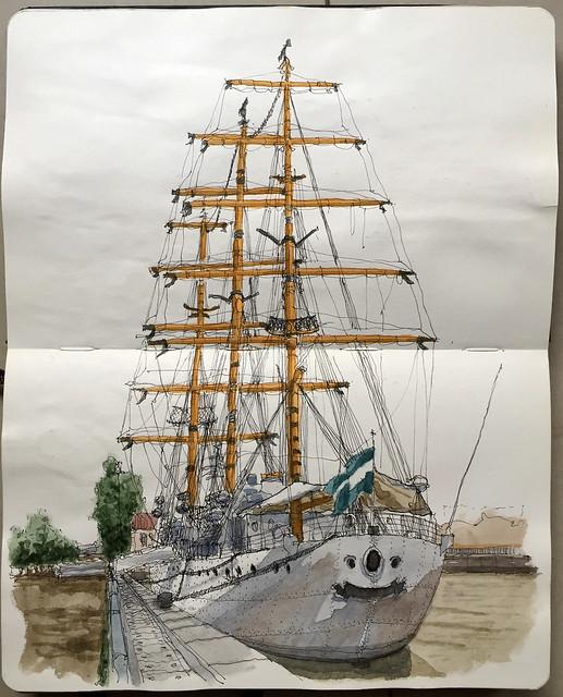 Darsena Norte / North Dock: