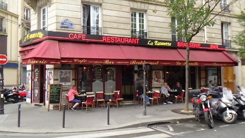 Paris La Eauvette Aug 15