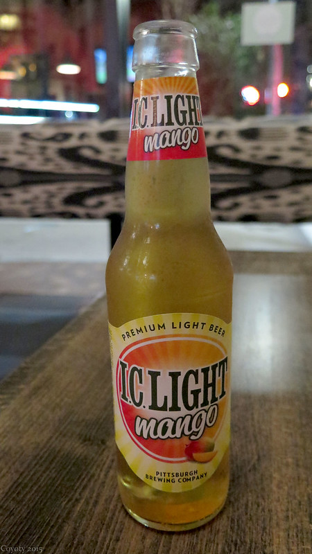 I.C. Light Mango light beer