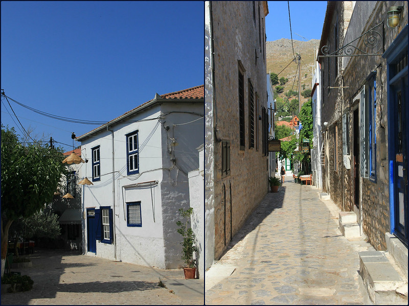 Streets of Hydra