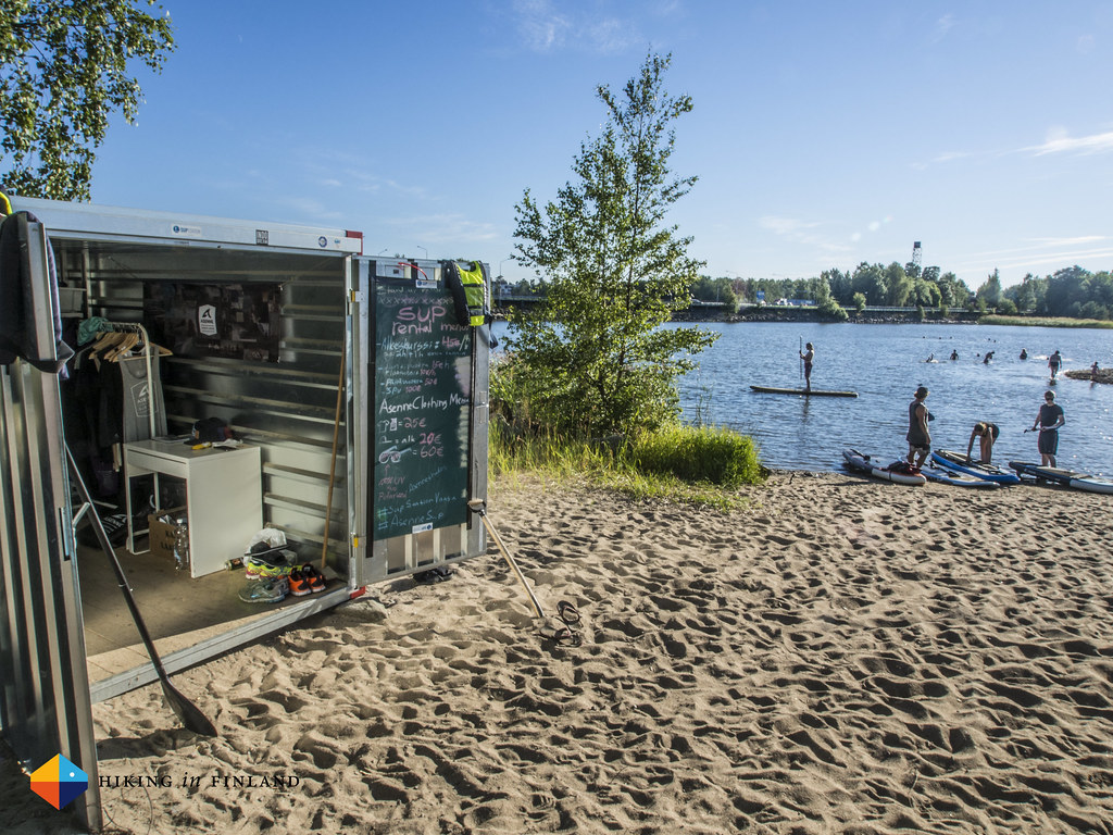 Vaasa SUP Station