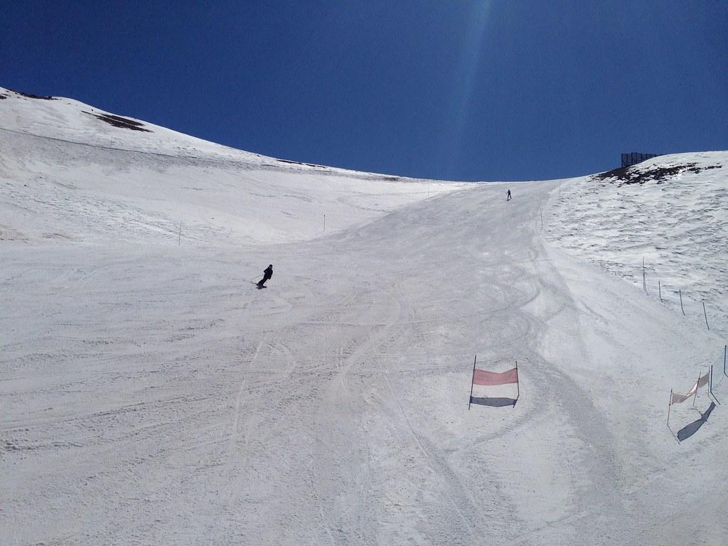 Tortolas ski trail