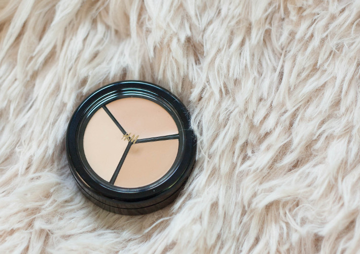H&M Beauty concealer trio review