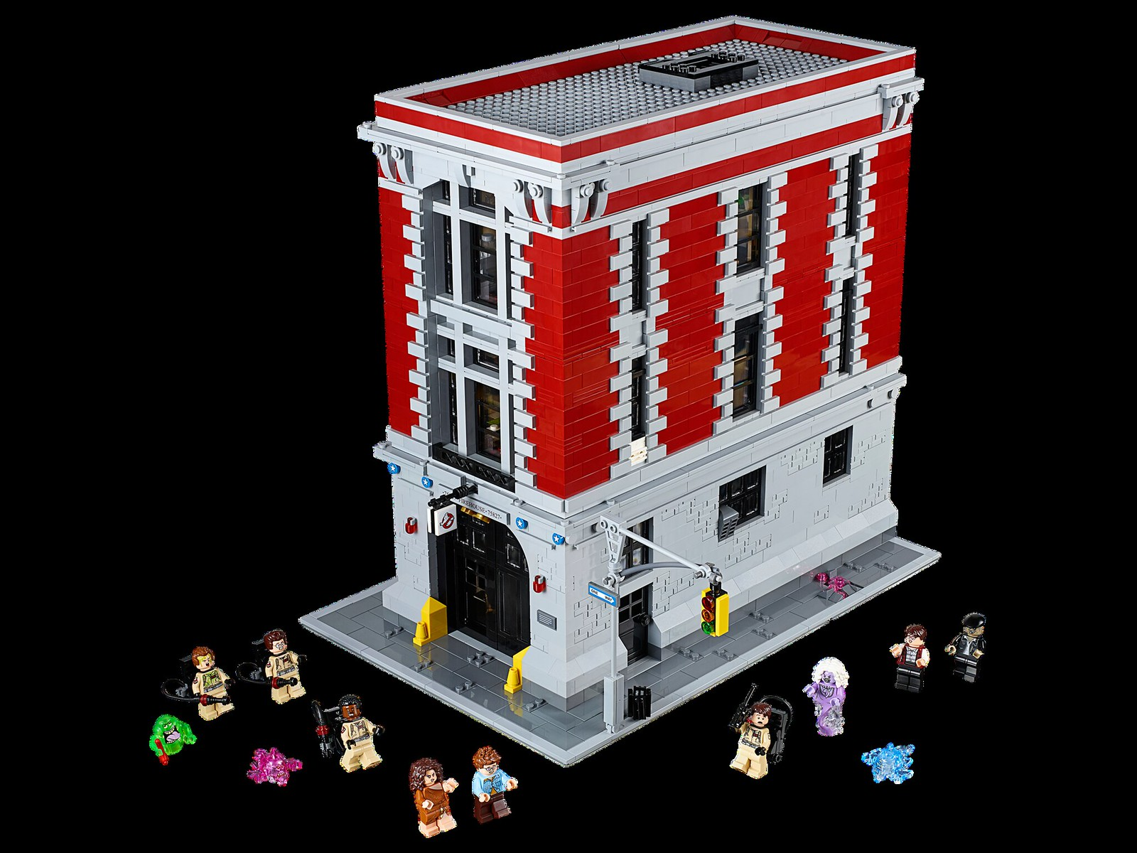 [LEGO] SOS Fantômes - Ghostbusters - Page 4 21902577924_bfc735ae67_h