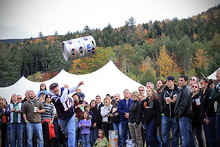 Keg Toss (Attitash Mountain Resort)