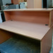 Reception desk made to order