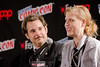 Paul F. Tompkins and Janet Varney - Thrilling Adventure Hour - New York Comic Con 2015 - 10.10.15 by adcristal