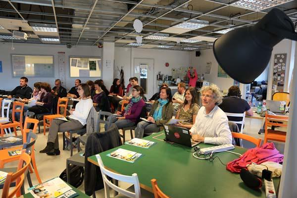 Conférence Hervé Le Crosnier - Brest