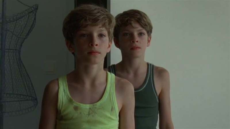 Twins Lukas and Elias offer more than you bargained for in GOODNIGHT MOMMY.