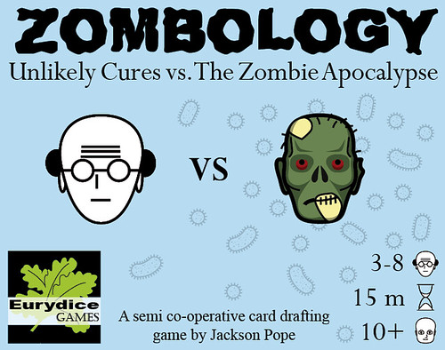 Zombology Box Art