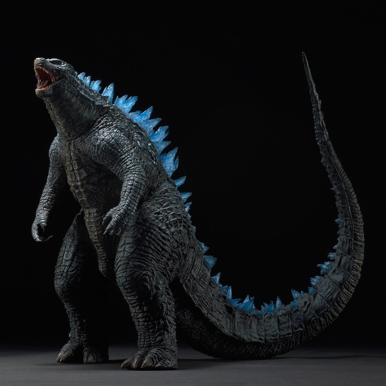 東寶30cm系列 GODZILLA 哥吉拉(2014) 限定咆哮Ver.