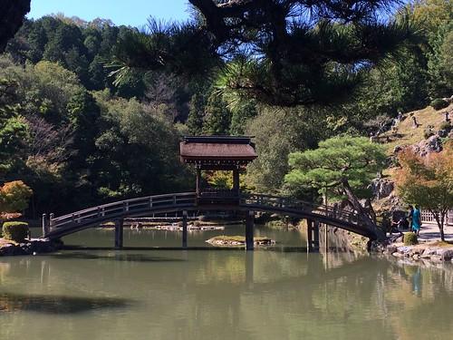 永保寺の無際橋