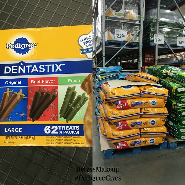 #PedigreeGives PEDIGREE® DENTASTIX® In Treats