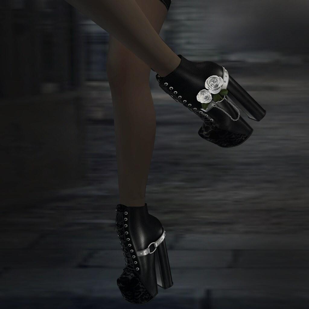 Kooky Boots Sakide - gacha @ Freak Show